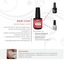 Essential Base Coat - LED/UV - baza 15ml