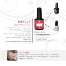 Essential Base Coat - LED/UV - baza 15ml